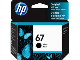 Mực in HP 67 Black Original Ink Cartridge (3YM56AN)