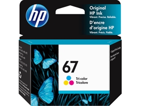 Mực in HP 67 Tri-Color Original Ink Cartridge (3YM55AN)